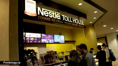 nestle toll house cafe open  guildford mall foodology