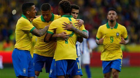 Nacional en vivo y en directo por el inicio de la fase de grupos de la copa li. Partidos de hoy en la Copa América de Brasil 2019 - AS.com