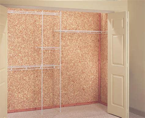 Cedar Closet Liners by Aromatic Cedar Flakeboard Closet Liner Panel At Menards 174