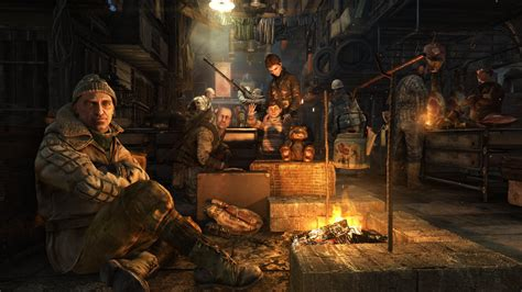 Metro Redux Ps4 Playstation 4 Game Profile News