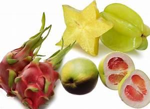 Экзотические фрукты от морщин