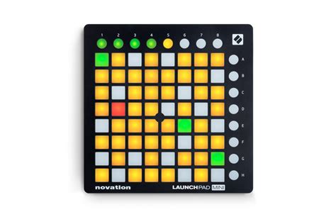 diskon novation launchpad mini mk2 novation launchpad mini mk2 djmania