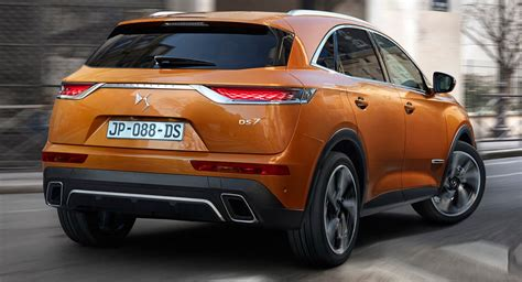 psa si鑒e social in hybrid ds7 crossback e tense to offer 300hp and 37 of ev range