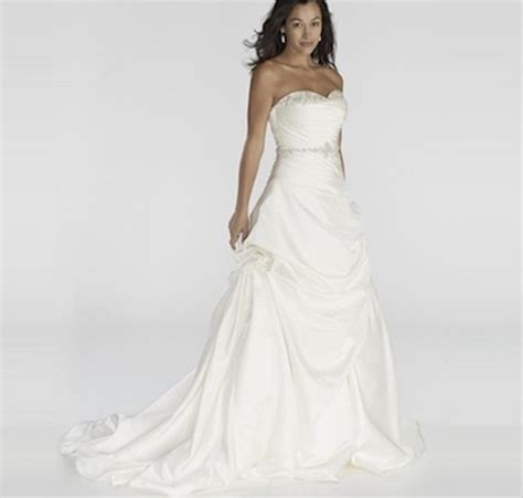Kirstie Kelly White Satin Signature Collection Formal