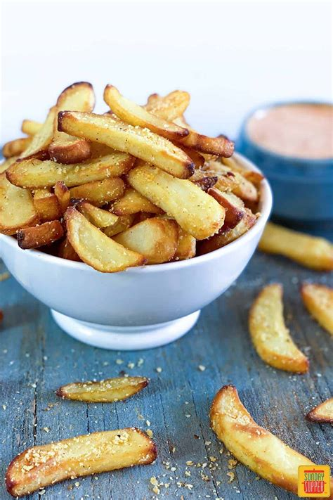 fries fryer air french frozen ingredients fry bag brand supper recipe