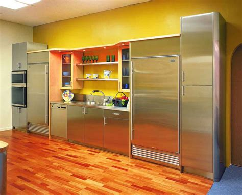 Kitchens With Islands Ideas - cheerful bright kitchen color ideas for sleek interior layout ideas 4 homes