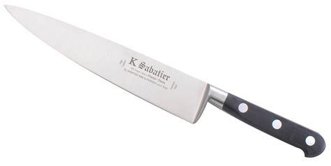 couteau cuisine sabatier couteaux de cuisine authentique sabatier k