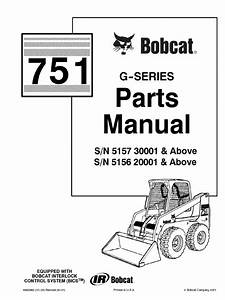 Bobcat 743b Parts Diagram Pdf  Engine  Wiring Diagram Images