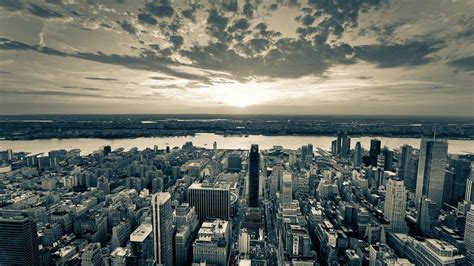 black  white city wallpapers wallpaper cave