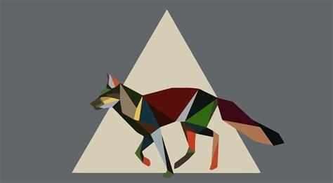 Geometric Animal Wallpaper - cool geometric animal wallpaper best hd wallpaper