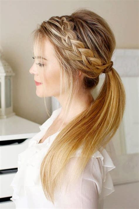 24 easy long hairstyles for valentine s day cute hair