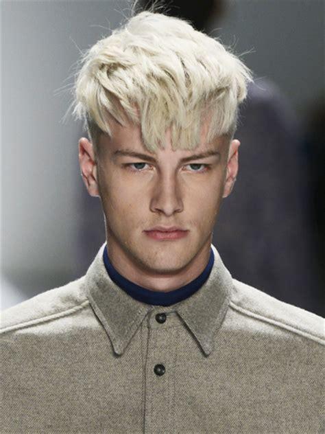 mens hairstyles  fringes