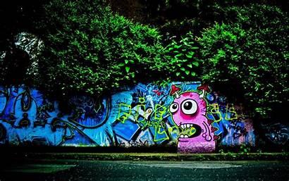 Graffiti Wallpapers Backgrounds Freecreatives