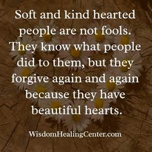 Soft-Hearted People Are Not Fools