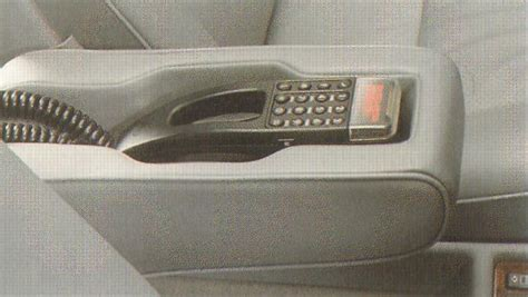 The phone numbers listed below can only be used for the dmv service listed. Part number or picture of 1987 W126 cellphone. - Mercedes ...