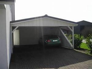 Carport Maße Für 2 Autos : carport bilder ~ Michelbontemps.com Haus und Dekorationen