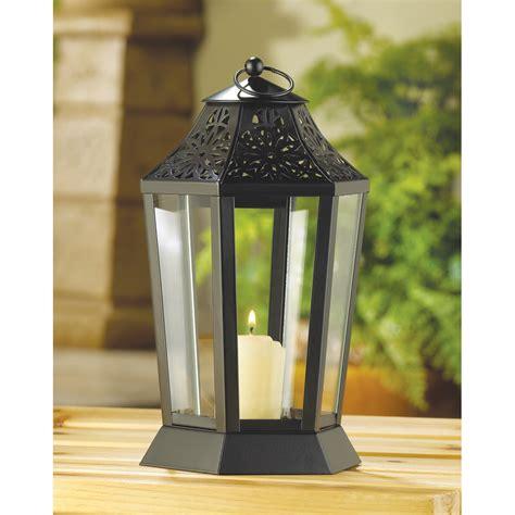 Candle Lanterns by Wholesale Midnight Garden Candle Lantern Buy Wholesale