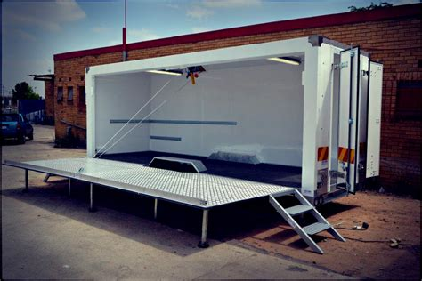 stage trailers custom trailer promotional trailers