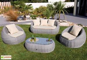 Salon Jardin Resine Tressée : resine tressee salon jardin les cabanes de jardin abri ~ Premium-room.com Idées de Décoration