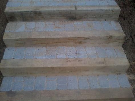escalier en traverse de chemin de fer traverse de chemin de fer organisation commerciale des bois fran 231 ais scierie lot 46