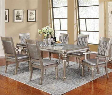 danette rectangular  piece bling dining table set