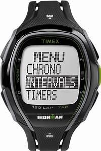 Timex Ironman 150 Lap Tap Manual