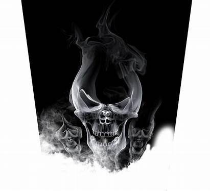 Skull Smoke Transparent Clipart Webstockreview Transprent Wool