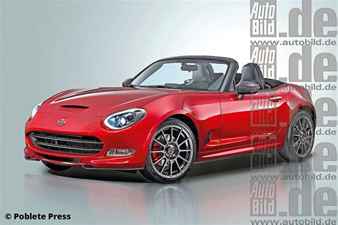 Fiat Alfa Romeo by Is The Fiat 124 And Alfa Romeo Spider Coming Back Vj