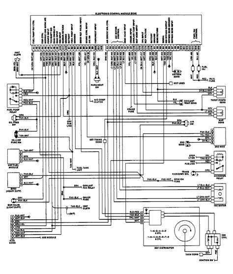 Alternator Wiring Diagram For 1990 Chevy Truck by I Need A Wiring Schematic For A 1990 Chevy C K1500