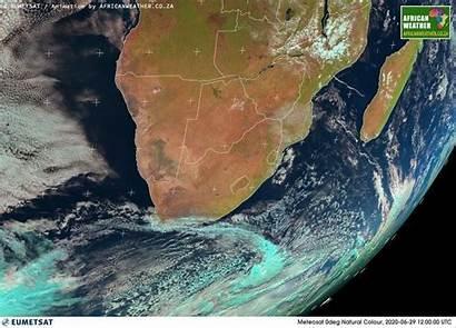 Satellite Natural Africa Rgb Animated Southern Eumetsat