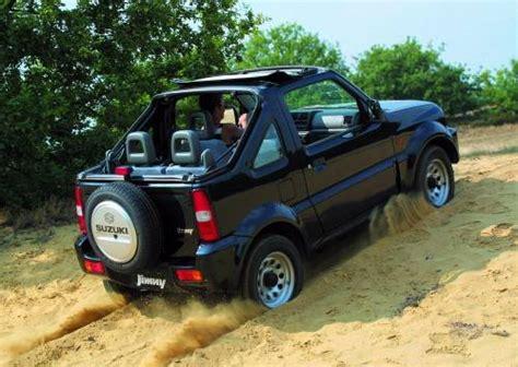 suzuki jimny jimmy  soft top awd convertible