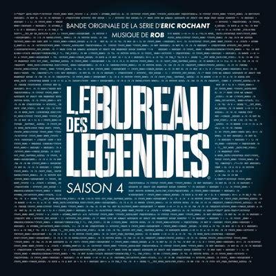 Le Bureau Des Légendes  Saison 4 Soundtrack By Rob
