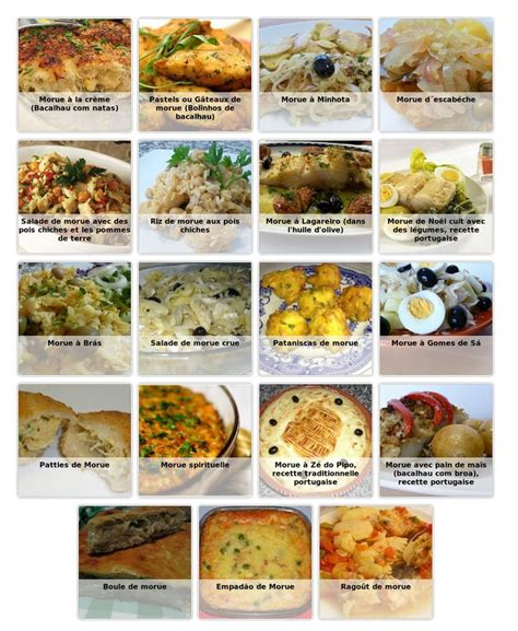 cuisiner la morue à la portugaise 17 best images about recettes de cuisine morue on