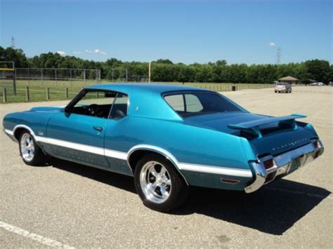 sell used slick oldsmobile cutlass supreme 442 w31 tribute gm 1970 66 67 68 69 70 72 in