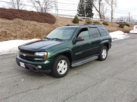 Chevrolet Trailblazer Picture by 2002 Chevrolet Trailblazer Pictures Cargurus