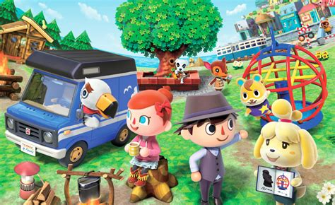 Game Review 'animal Crossing New Leaf Welcome Amiibo,' Fivestar Expansion To Friendly Town