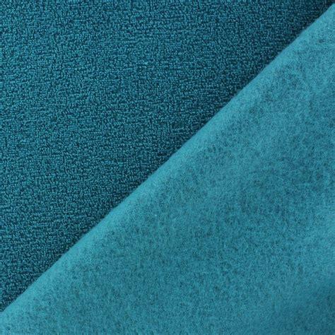 tissu velours bleu canard maison design hosnya