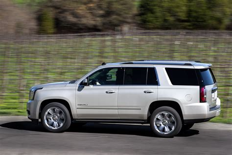 Gmc Yukon Denali Specs & Photos