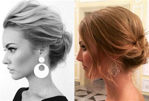 cute short hair updo hairstyles   style today