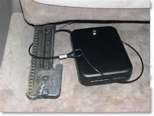 Car Gun Safes Vehicle