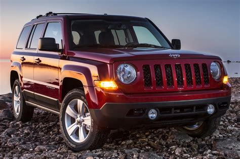 suv jeep 2016 used 2016 jeep patriot suv pricing for sale edmunds
