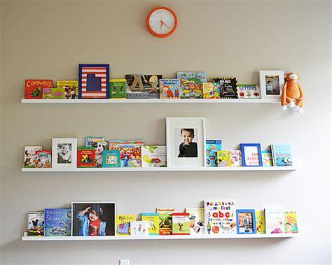 ikea ribba picture ledge sita montgomery interiors ikea ribba picture ledge turned book shelf