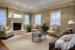 Living room interior designs furniture casual