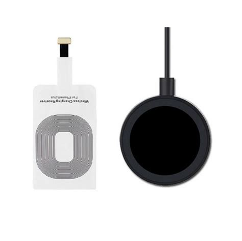 wireless charger iphone qi wireless charging kit for iphone charging king