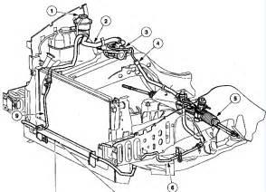 02 Windstar Power Steering Hose