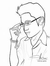 Coloring Guys Printable Celwall Getcolorings Getdrawings Cool sketch template