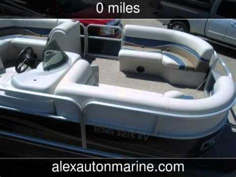 Used Pontoon Boats Without Motor by 2012 Princecraft Harbor 2085cs Cruiser Pontoon No