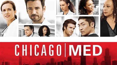 chicago med segunda temporada estreno  octubre tvcinews