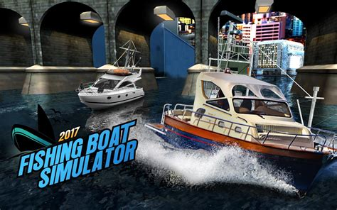 Boat Fishing Games Android by Fishing Boat Driving Simulator Ship Games Android Apps