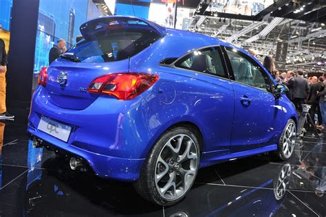 Opel Corsa Opc by Opel Corsa Opc Gets A 24 395 Price Tag In Geneva W